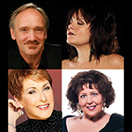 Rick Jensen, Lina Koutrakos, Amanda McBroom, Beckie Menzie: Mixing It Up