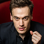 "Erich Bergen sings ""Can't Take My Eyes Off You"""