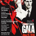May 15: Cabaret Cares 10th Anniversary Gala