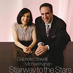 Gabrielle Stravelli & Michael Kanan: Stairway to the Stars