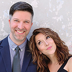 Christina Bianco & Brad Simmons: The Long and the Short of It