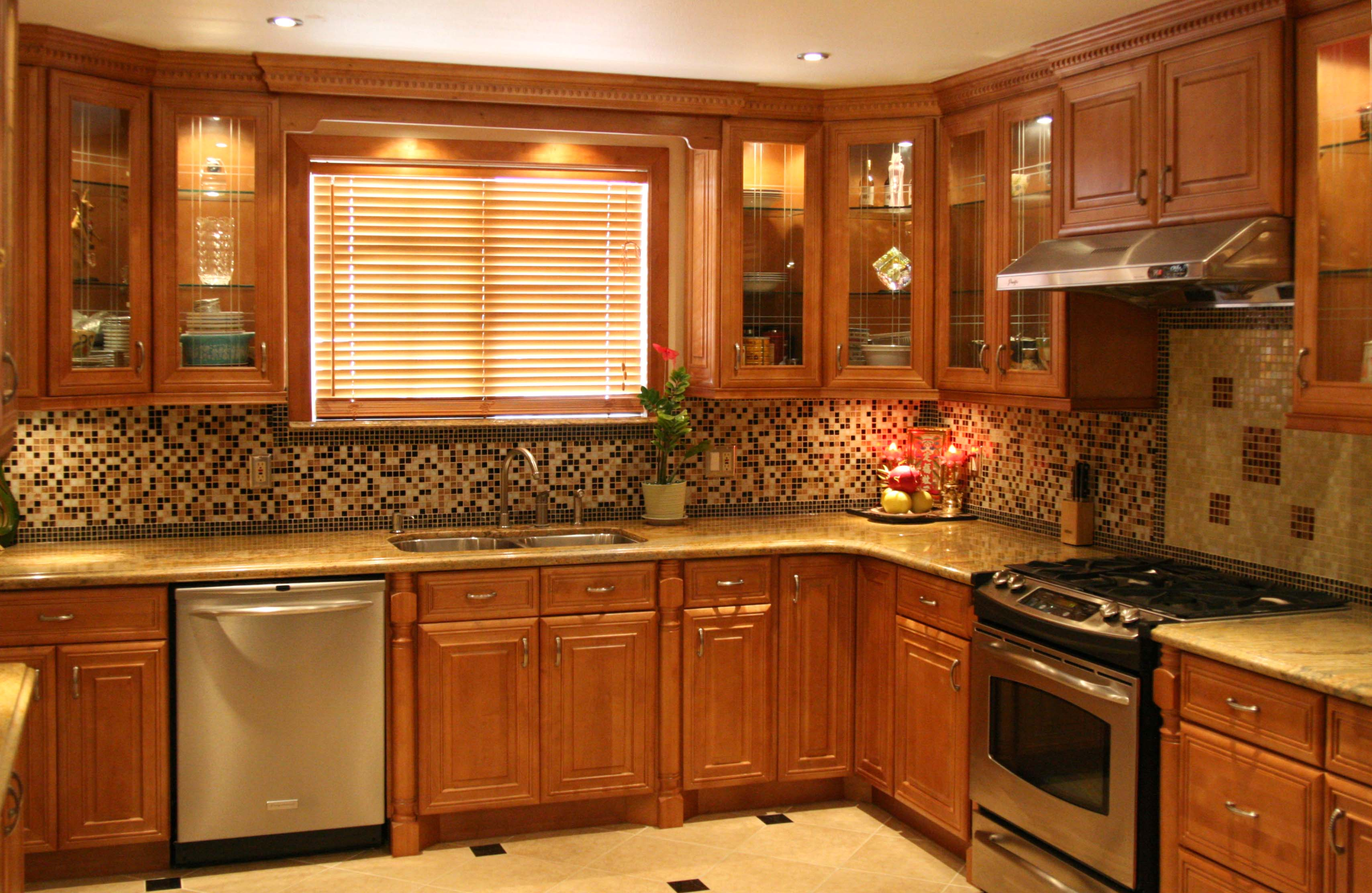 solid wood cabinets kitchen oak kitchen cabinets Kitchen Cabinet And Solid Wood