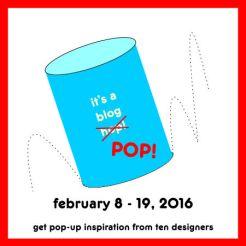 PopUp Blog Hop 2016