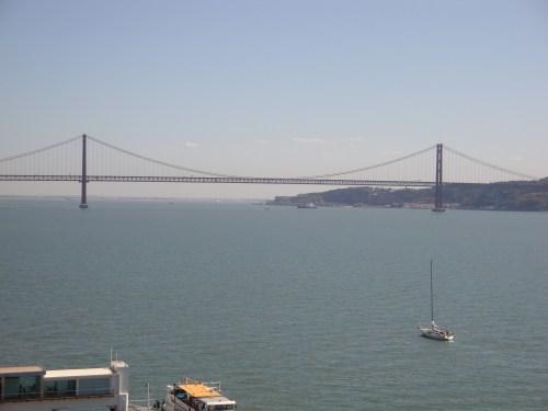 Wird in naher Zukunft keine Gesellschaft erhalten: Die Ponte Vasco da Gama