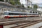 TRN RBDe 567 317 in Neuchâtel