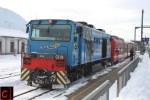 Zillertalbahn D16 in Jenbach