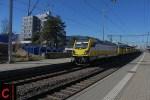 SRT Re 487 001 in Zürich-Affoltern