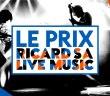 vote ricard sa live music 2014