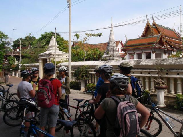 bike-tour-bangkok Top 03 Things To Do In Bangkok