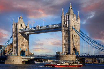 The 10 Best London Tours  Excursions   Activities 2018 Thames Hop On Hop Off River Cruise