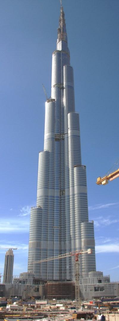 Burj Dubai | Lance Wiggs