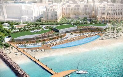 Nakheel awards Dh79.7m construction contract for The St. Regis Beach Club on Dubai's Palm ...