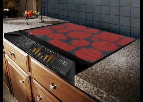 This Stove-Top Concept Lets You Cook 15 Things Instead of 4