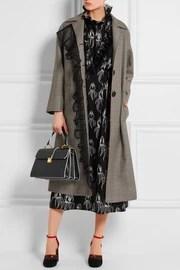 Miu MiuMadras textured-leather shoulder bag