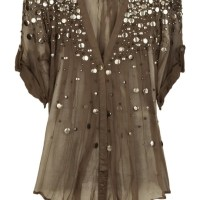 Current Obsession: Elizabeth & James Tokyo Sequined Top