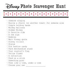 Peachy Couples Disney Vacation Scavenger Hunt Disney Vacation Scavenger Hunt Undercover Tourist Blog Photo Scavenger Hunt Ideas Wedding Photo Scavenger Hunt Ideas ideas Photo Scavenger Hunt Ideas