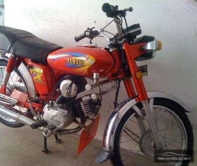 Used Yamaha Royale YB 100 2010 Bike for sale in Rawalpindi - 125827 | PakWheels