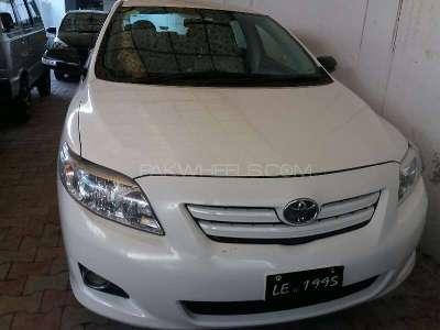 Toyota Corolla XLi 2011 for sale in Lahore | PakWheels