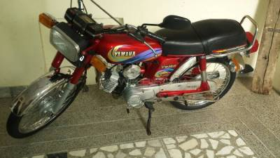 Used Yamaha Royale YB 100 2003 Bike for sale in Lala musa - 195535 | PakWheels