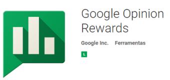 Veja Como Usar e Instalar o APP Google Opinion Rewards