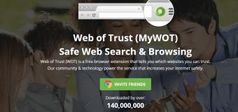 WOT – WEB OF TRUST – Outra Ferramenta Contra o Spam. Post Atualizado!