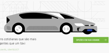 Participe da Promoção do Uber como Motorista