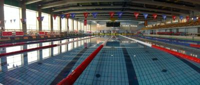 Reabre la piscina olímpica del Mundial 86   Radio Madrid   Cadena SER