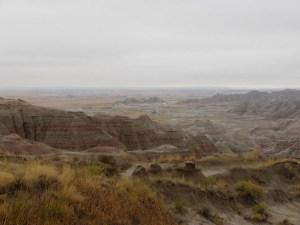 Vue du Dakota du Sud