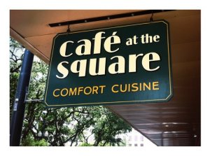 Cafe at the Square