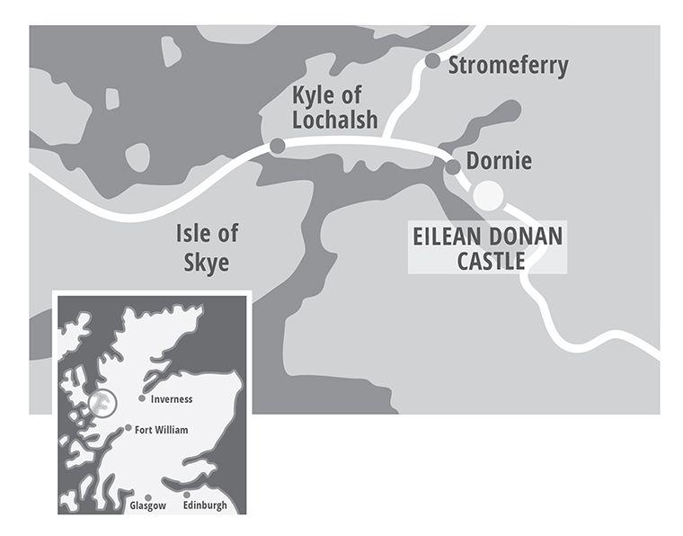 eilean-donan-map