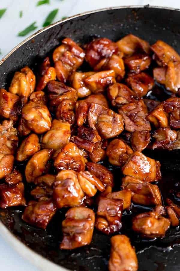 Easy Teriyaki Chicken Recipes — Dishmaps