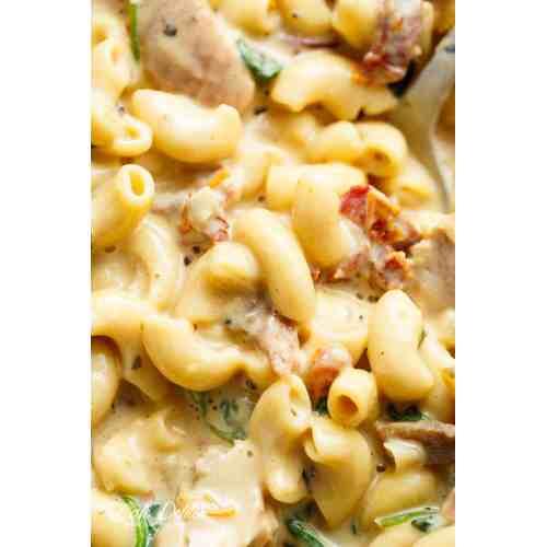 Medium Crop Of Tuscan Chicken Mac And Cheese