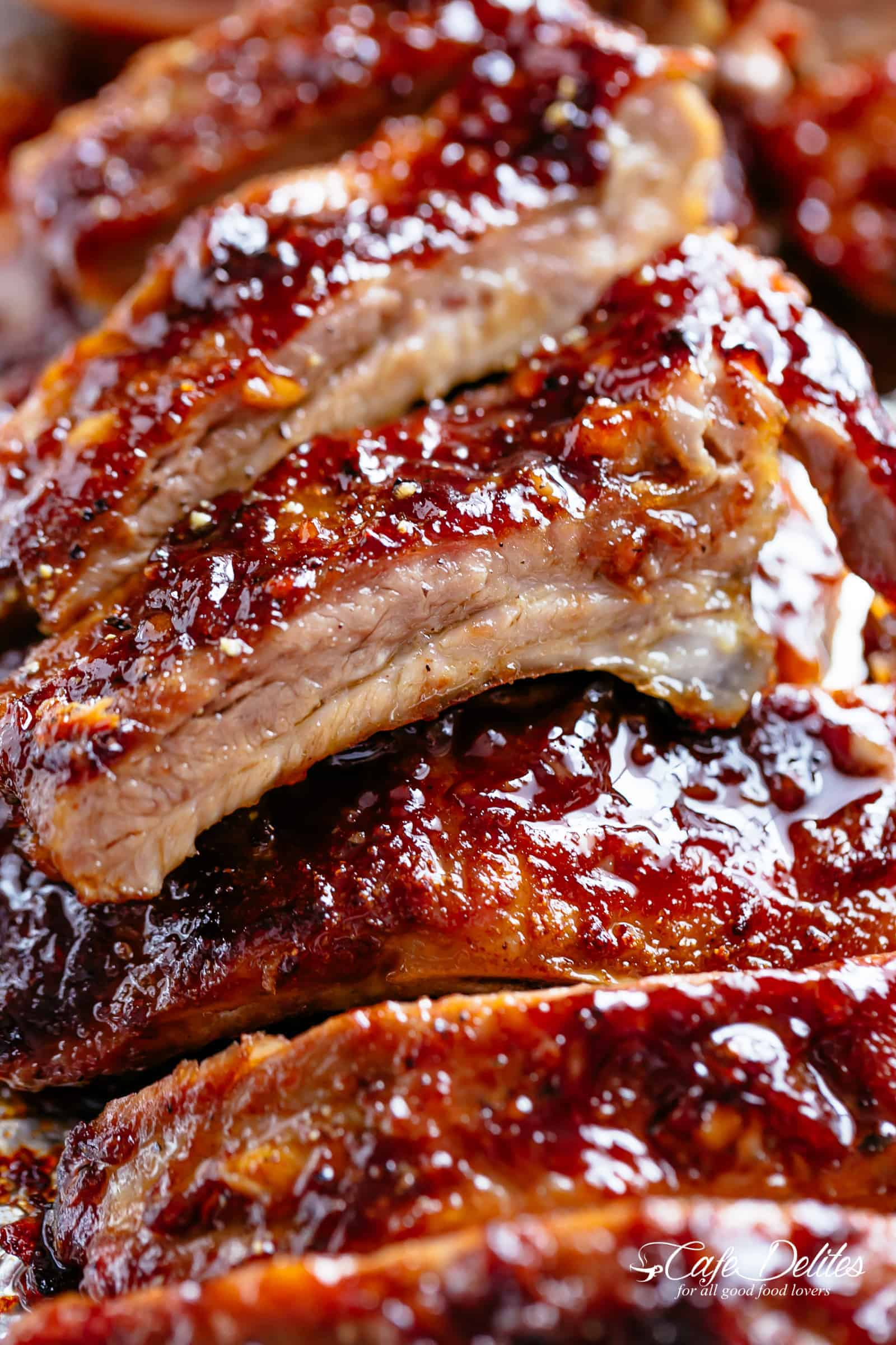 Comely Juicy Barbecue Ribs Oven Sticky Oven Barbecue Ribs Cafe Delites Pork Rib Marinade Dr Pepper Pork Rib Marinade Nz nice food Pork Rib Marinade