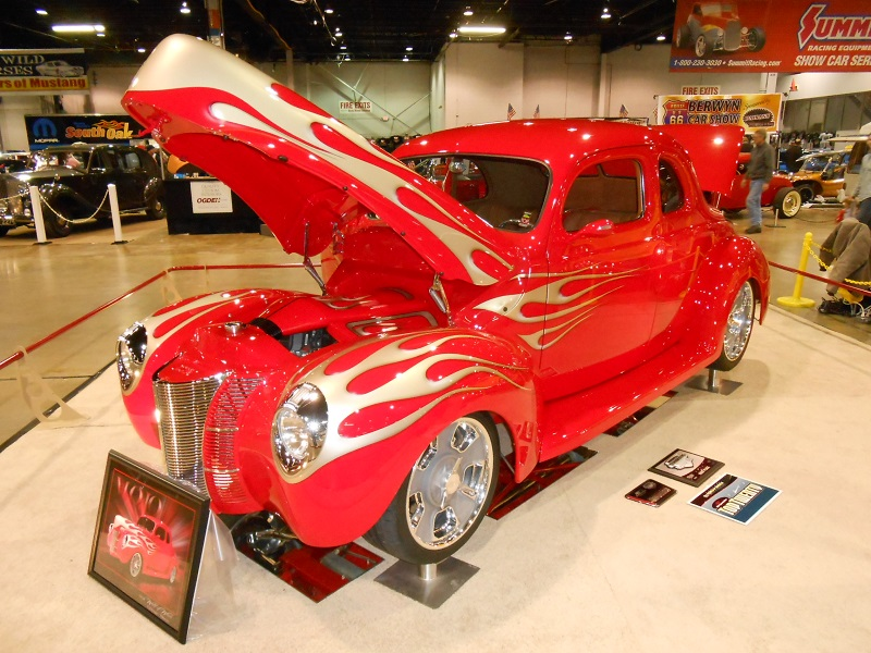 World of Wheels continues to thrill