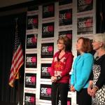 Sarah Palin Stumps for Joni Ernst in Iowa's U.S. Senate Race