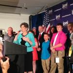 Joni Ernst Wins Iowa GOP U.S. Senate Primary