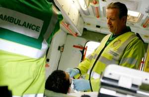 Reassurance important for ambulance services users: new qualitative study published in Health Expectations
