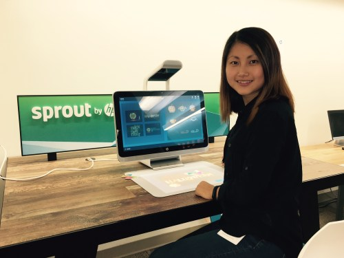 Jessy Cheng HP Product Manager