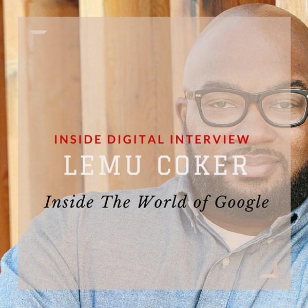 Lemu Coker Inside Digital Header