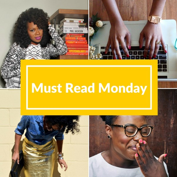 Must Read Monday: 5 Articles to  Start Your Week Off Right