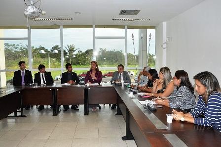 Antônio Pereira, deputados, Chico Nunes e os vereadores