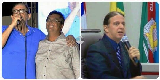 Amizade de Flávio Dino com Humberto Coutinho dá sinais de que governador pode mergulhar de cabeça no plano de vingança do amigo contra Fábio Gentil