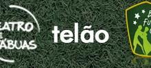 telão do Auto de Natal 2013: Brasil Futebol Clube