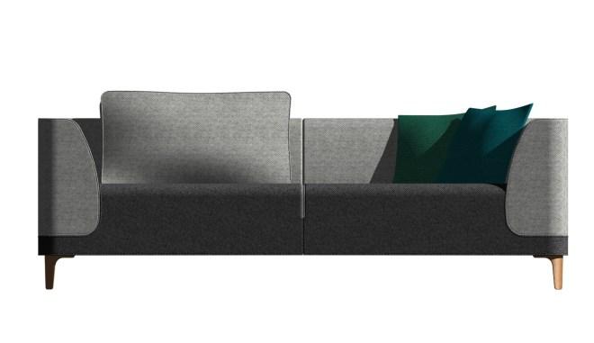 Modul sofa Boxer lav 3