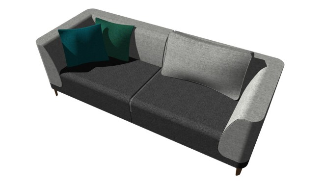 Modul sofa Boxer lav 4