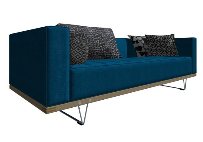 V-Wave sofa 2