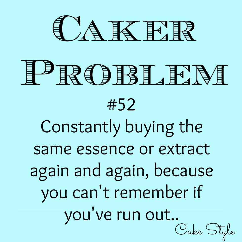 caker problem #52