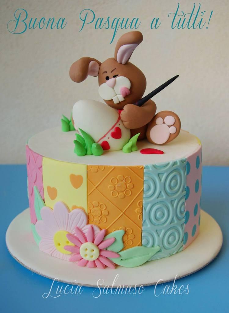 bunny cake 1