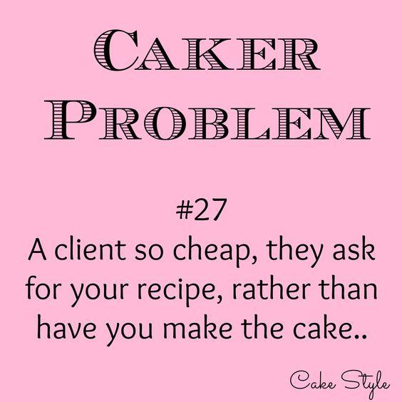 caker problem #27