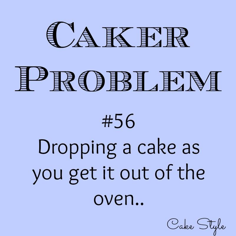 caker problem